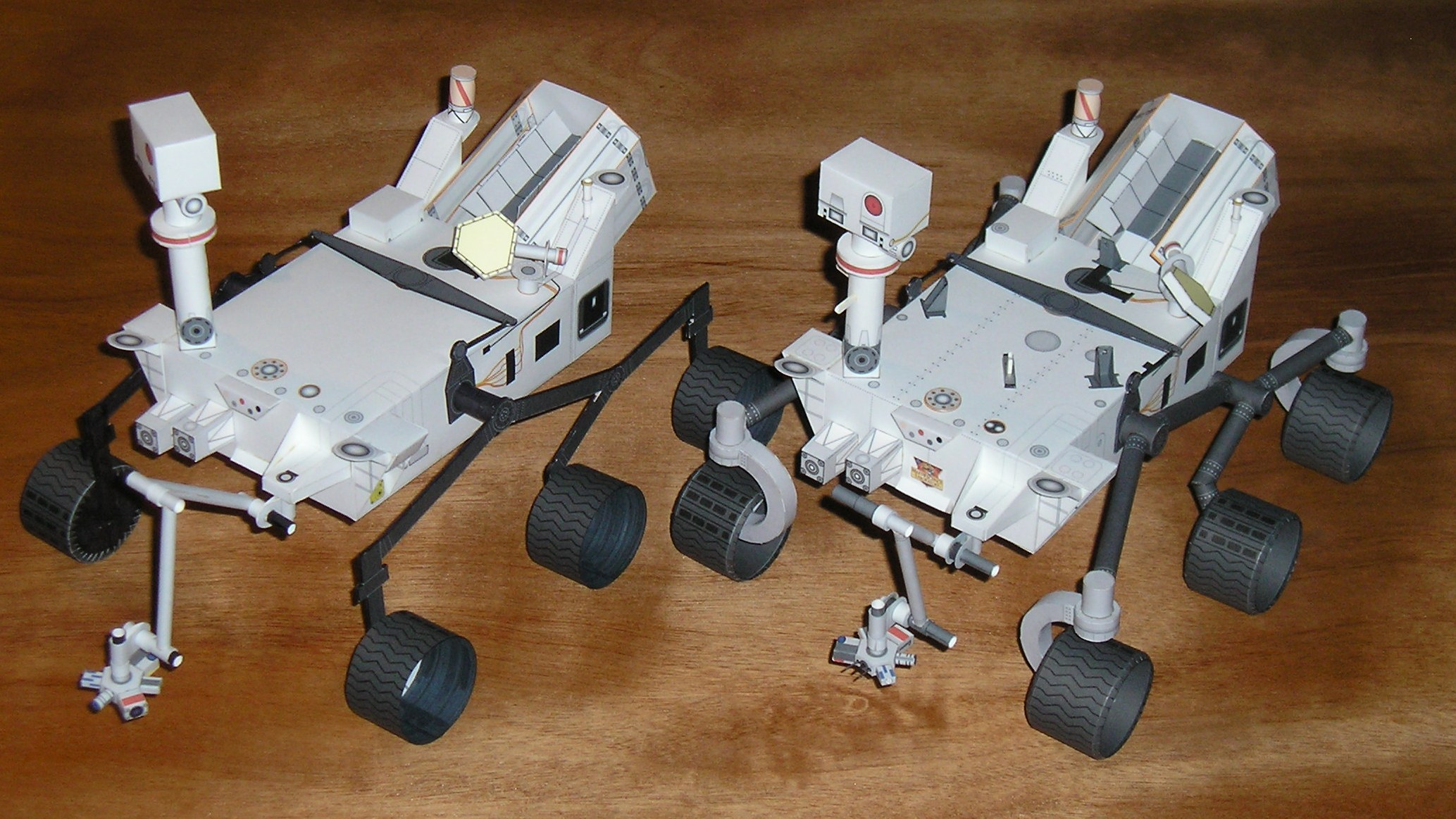 mars rover papercraft - photo #2