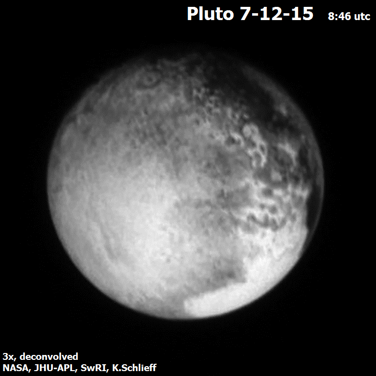 New Horizons Pluto Mission update thread | Page 4 ...