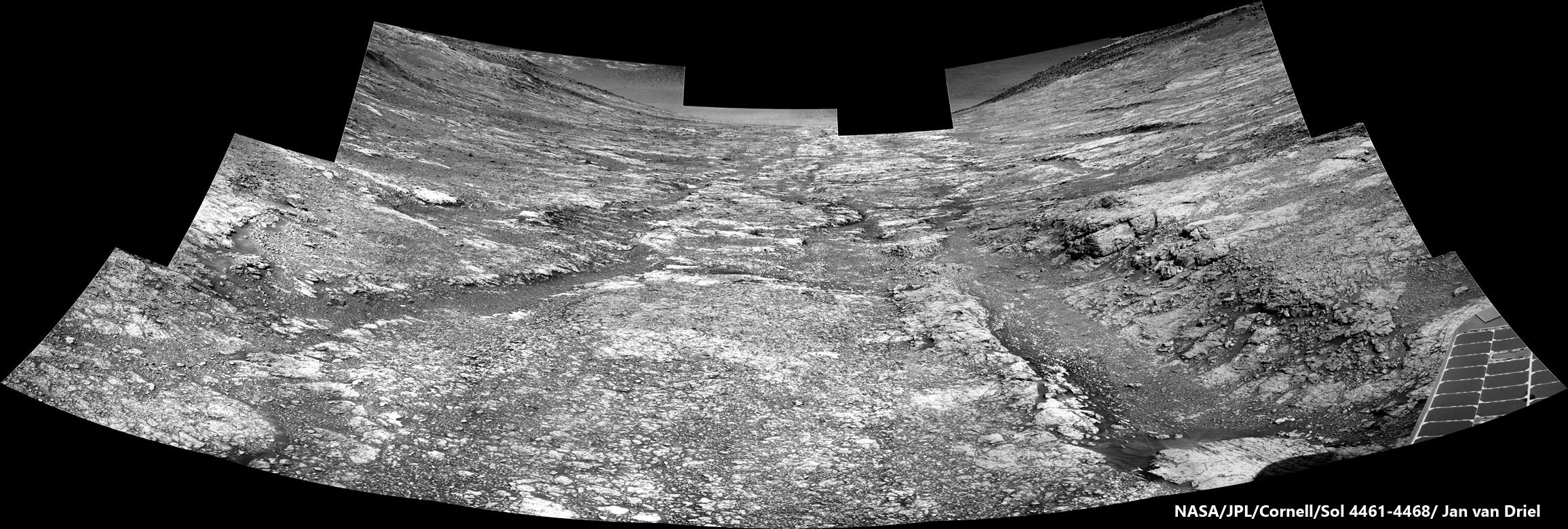 Opportunity et l'exploration du cratère Endeavour - Page 9 Index