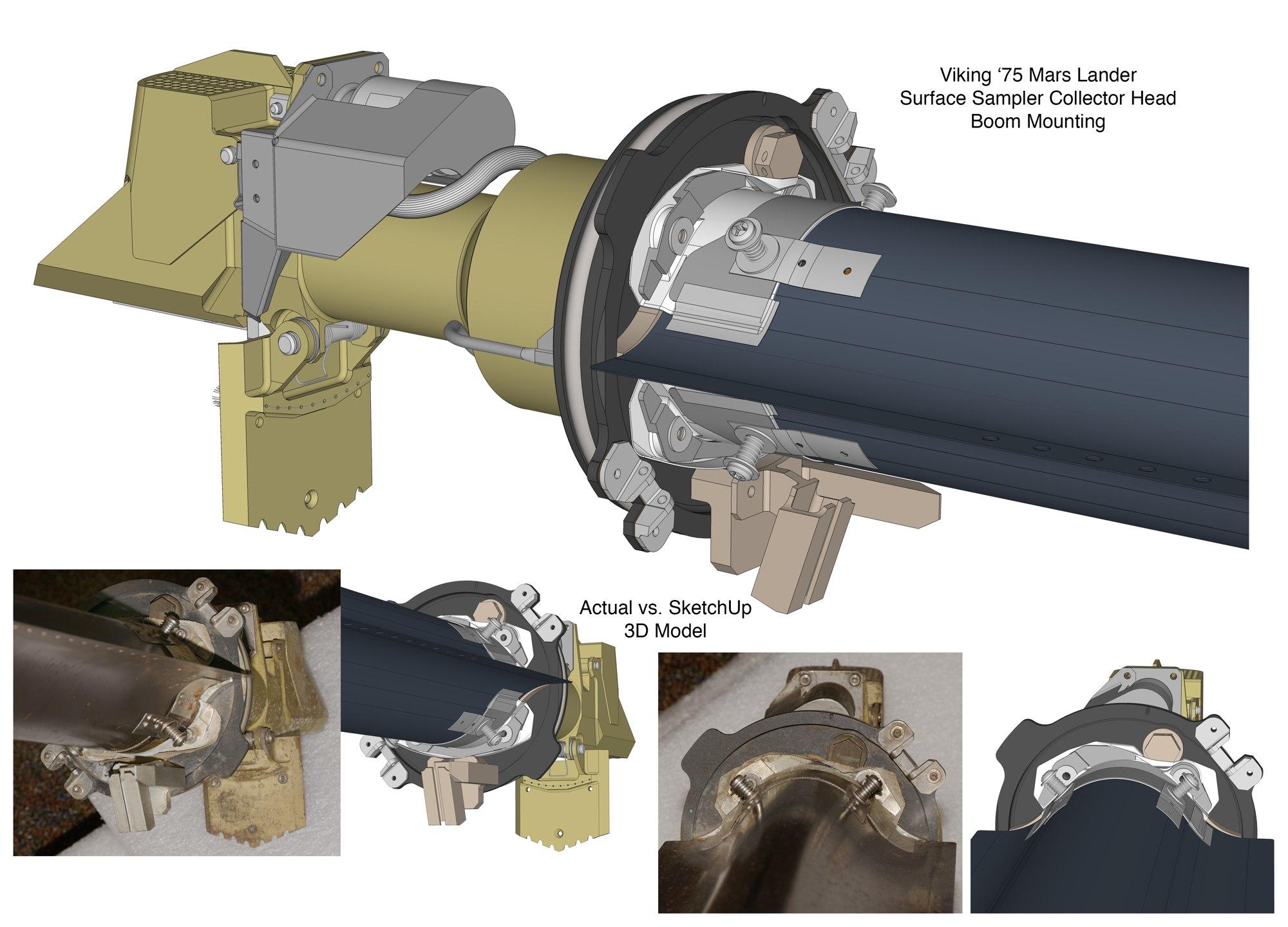 Viking '75 Mars Lander Construction - Unmanned Spaceflight com