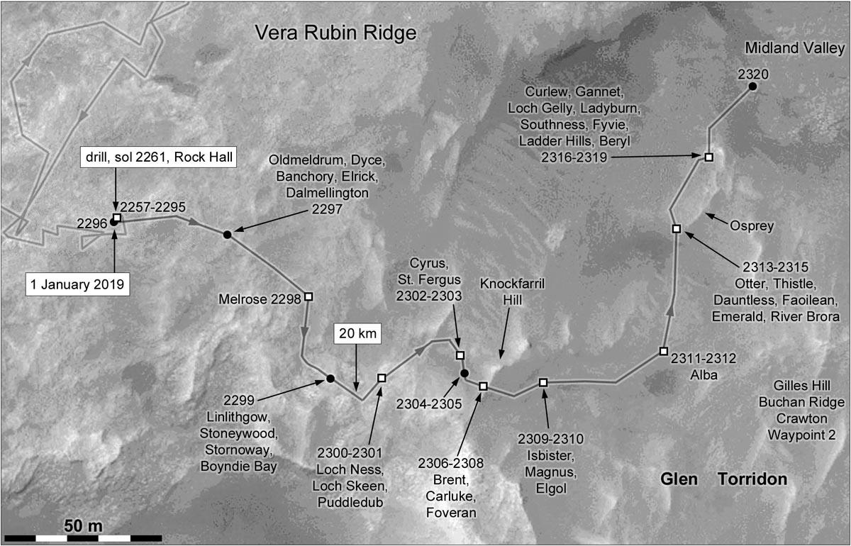 MARS: CURIOSITY u krateru  GALE Vol II. - Page 31 Index